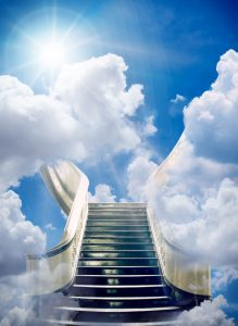 29137380 - an stairway to heaven background
